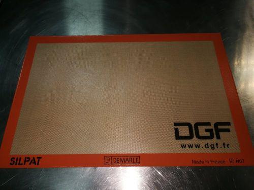 PODLOGA ZA PEČENJE DGF, silikonska, 600x400mm