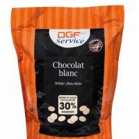 Bijela couverture čokolada 30%, 5kg