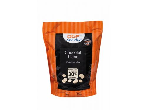 Bijela couverture čokolada 30%, 20kg