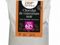 Tamna couverture čokolada 62%, 1kg