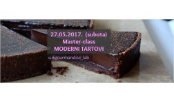 27.5.2017. - MODERNI TARTOVI - master-class