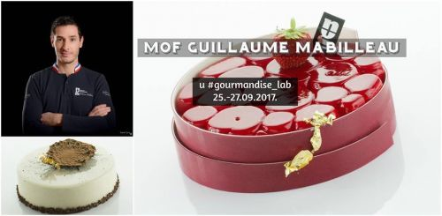 25.-27. 9.2017. Master-class by MOF Guillaume Mabilleau