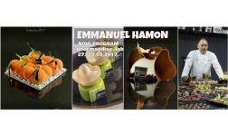 27.-29.3.2017. - EMMANUEL HAMON - NOVA autorska kolekcija deserata