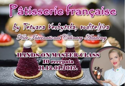 11.-12.1.2016. - PROGRAM Master-classa Tetyana Verbytska