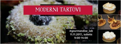 11.11.2017. - MASTER-CLASS - MODERNI TARTOVI