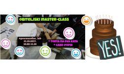 21.10.2017. - Obiteljski master-class s djecom