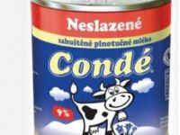 CONDE- NEZASLAĐENO KONDENZIRANO MLIJEKO, 310g