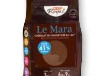 MLIJEČNA COUVERTURE ČOKOLADA 41% LE MARA, 3kg