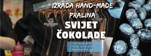 15.-16.02.2019. - SVIJET ČOKOLADE