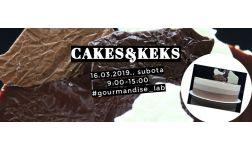 16.03.2019. - Cakes&keks