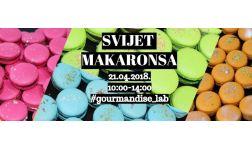 21.04.2018. - Svijet Makaronsa