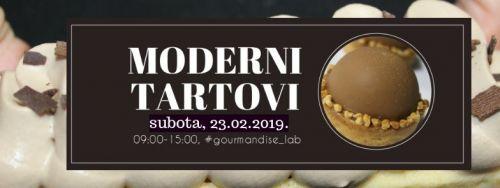 23.02.2019. - Moderni tartovi