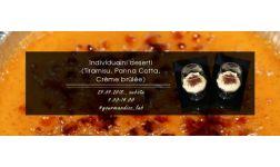 29.09.2018. - Individualni deserti (Tiramisu, Panna Cotta, Crème brûlée)