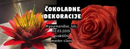 02.03.2019. - ČOKOLADNE DEKORACIJE