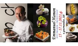 "15.-17.11.2021. - EMMANUEL HAMON - ""French Touch!"" - NOVA autorska kolekcija deserata."