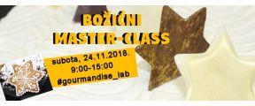 24.11.2018. - Božićni master-class