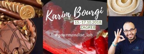 15.-17.10.218. - Master-class pod vodstvom chefa Karima Bourgija