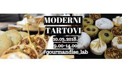 10.03.2018. - MASTER-CLASS - MODERNI TARTOVI