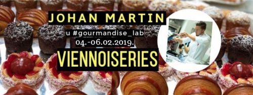 04.02.2019. – 06.02.2019. - Demo master-class by Johan Martin (Viennoiseries)