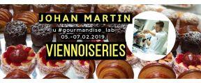 05.02.2019 – 07.02.2019 - Demo master-class by Johan Martin (Viennoiseries)