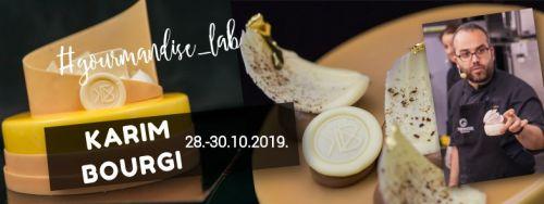 28.-30.10.2019. - Master-class pod vodstvom chefa Karima Bourgija