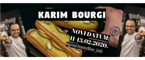 11.-13.02.2020. - Master-class pod vodstvom chefa Karima Bourgija