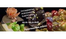 DVOMJESEČNI tečaj slastičarstva!!!!! 09.10.-05.12.2018.