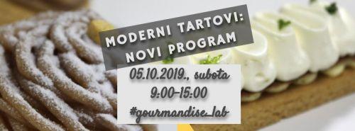 05.10.2019. - Moderni tartovi - novi program