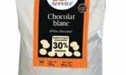 Bijela čokolada LE BLANC 30% , 1kg