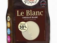 Bijela čokolada LE BLANC 30% , 3kg