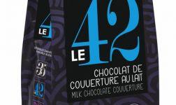 Mliječna couverture čokolada - LE 42, 42%kakao, 1kg