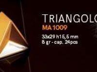 Kalup za čokoladu, polikarbonatni, PRISM TRIANGLE
