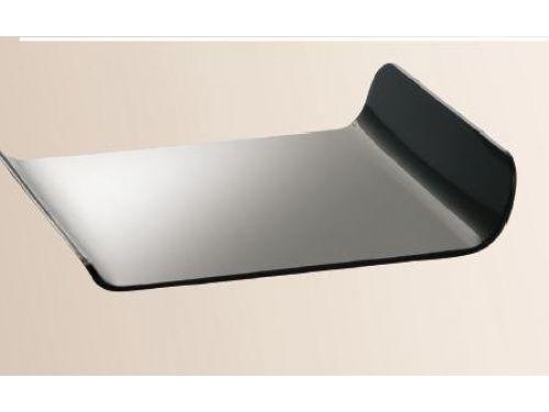 PODLOŽAK QUADRO, crni, kvadratni, dimenzija 80x97mm, visina 20 mm (pakiranje od 100kom)