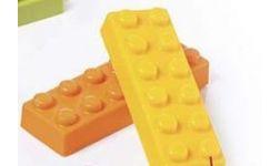 KALUP ZA ČOKOLADU LEGO SNACK, polikarbonatni, dimenzija 81x27mm, visina 15 mm