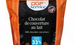 Mliječna couverture čokolada 33%, 5kg