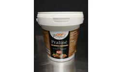 PRALINE OD BADEMA (25%) I LJEŠNJAKA (25%) DGF Royal, 1kg