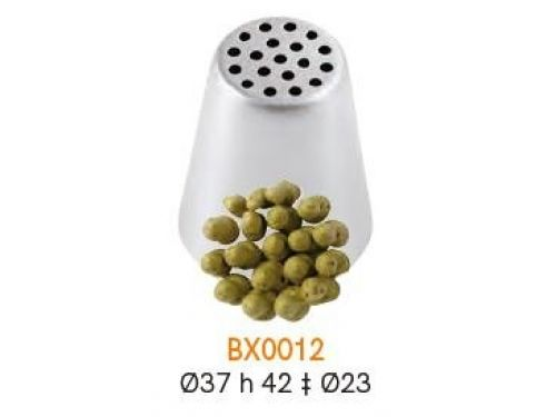 BX0012 Nastavak za slastičarsku vrećicu (INOX) - CVIJET