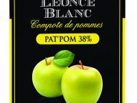 TERMOSTABILNO COMPOTE OD JABUKA 38% - 5/1 konzerva, 4,5kg