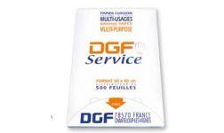 Papir za pečenje DGF Service, 45g, 500 listova