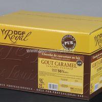 MLIJEČNA COUVERTURE ČOKOLADA S OKUSOM KARAMELE, 36% kakao min., 1kg