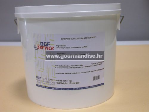 GLUKOZNI SIRUP, 7 kg