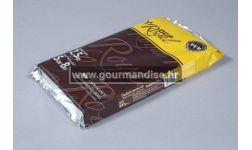 TAMNA COUVERTURE ČOKOLADA - FONDANT EXTRA GORKI, 64% kakao min., 2,5kg
