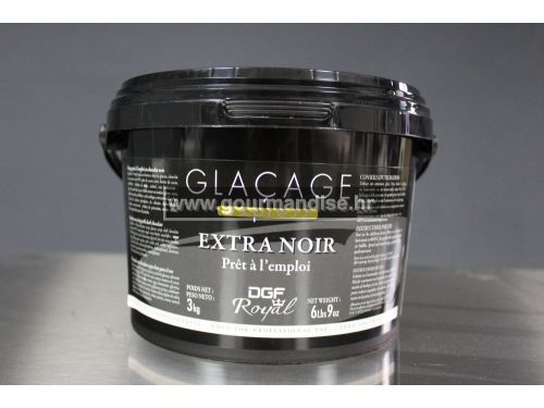 "GLAZURA EXTRA TAMNA ""READY TO USE"", 3kg"