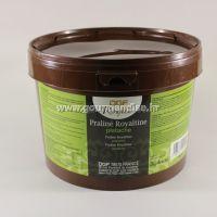 ČOKOLADNE PRALINE/ROYALTINE - PISTACIJA, 3kg