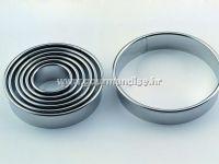 REZAČI, okrugli, pakiranje od 9 kom., dimenzija 30-110mm