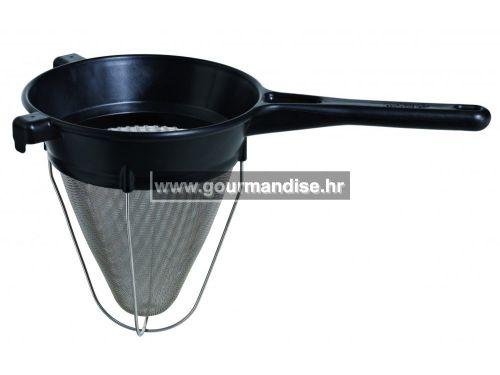 Cijedilo Bouillon, exoglass®, dimentija mreže 200mm, mreža 0,45mm