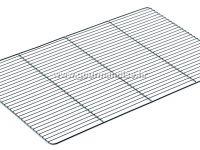 REŠETKA - PODNA od nehrđajućeg čelika, 400x600mm