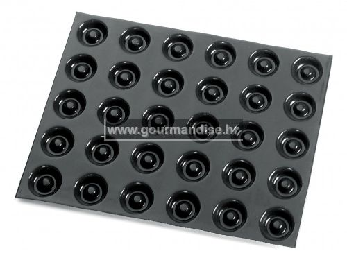 FLEXIPAN® KALUP ZA 30 SAVARINS RONDS, dimenzija 400x300mm