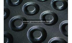 SILFORM - PAIRS BREST, silikonski kalup, 24 udubina, dimenzija 600x400mm
