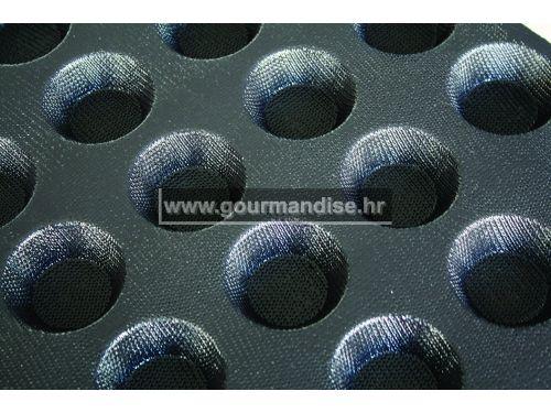 SILFORM - TARTELET, 24 udubine, 600x400mm, silikonski kalup